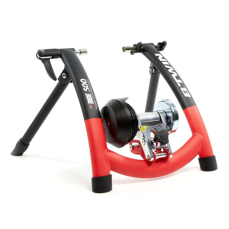 Тренажеры Велоспорт - Велостанок In'ride 500  VAN RYSEL - Аксессуары
