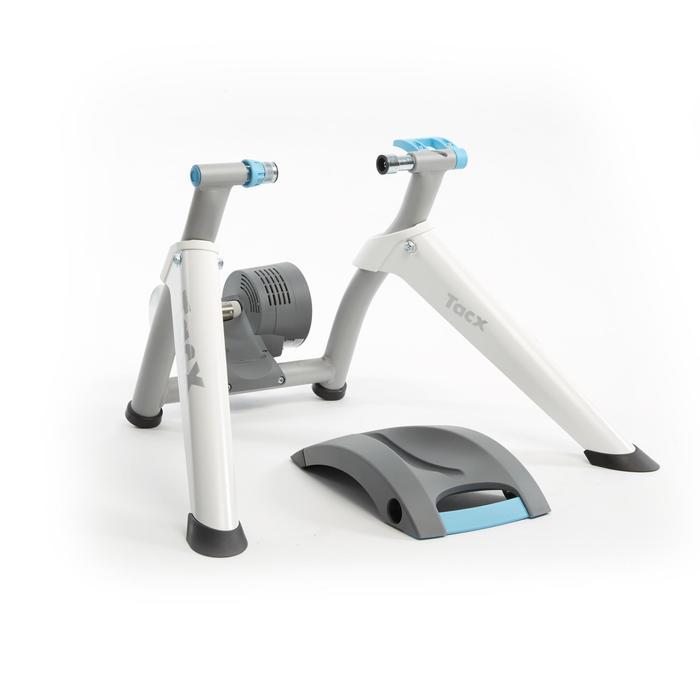 Tacx Fietstrainer Flow Smart Met Voorwielsteun