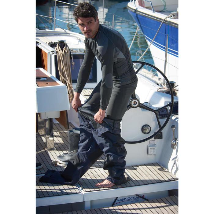 f9ccae5a5bd3d Prenda interior de manga larga de regata hombre RACE gris Tribord ...