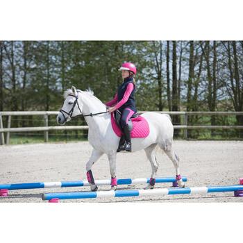 Casque équitation 100 - 1222676