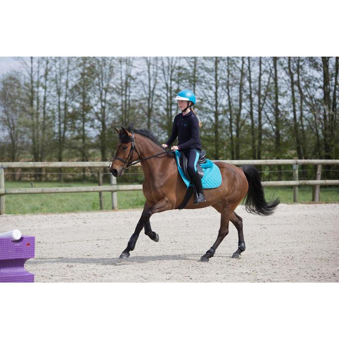 Casque équitation 100 - 1222686