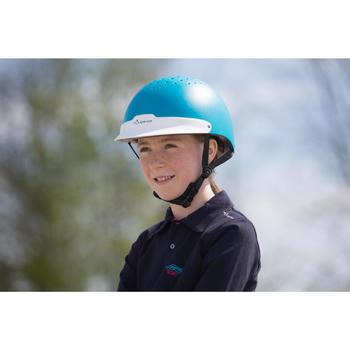 Casque équitation 100 - 1222718