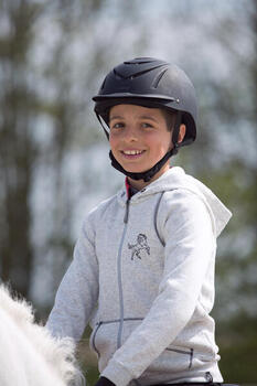 Casque équitation 500 - 1222727