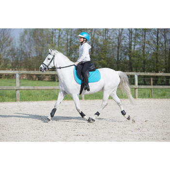 Casque équitation 100 - 1222743
