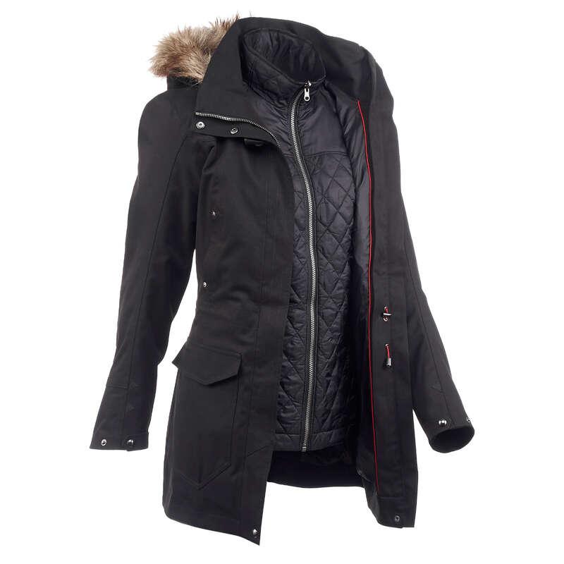 ЖЕН КУРТКИ 3 В 1 Одежда - Парка RainWarm 900 3 в 1 жен. FORCLAZ - Верхняя одежда