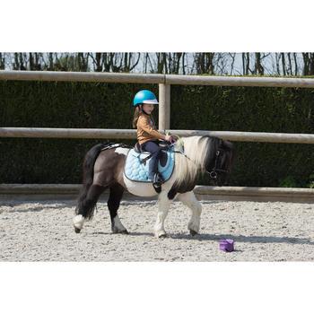 Botas equitación baby SCHOOLING azul marino