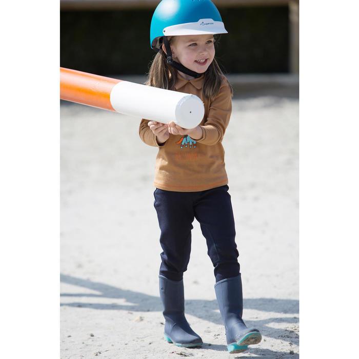 Bottes équitation enfant LB 100 BB - 1222852