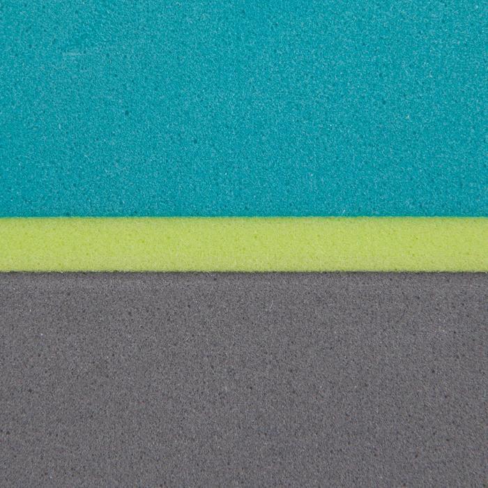 Brique Yoga mousse gris / bleu - 1222875
