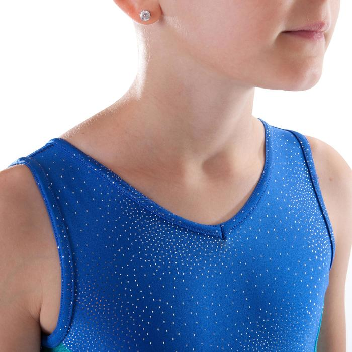 Justaucorps sans manches Gymnastique Féminine (GAF) 520 - 1222938