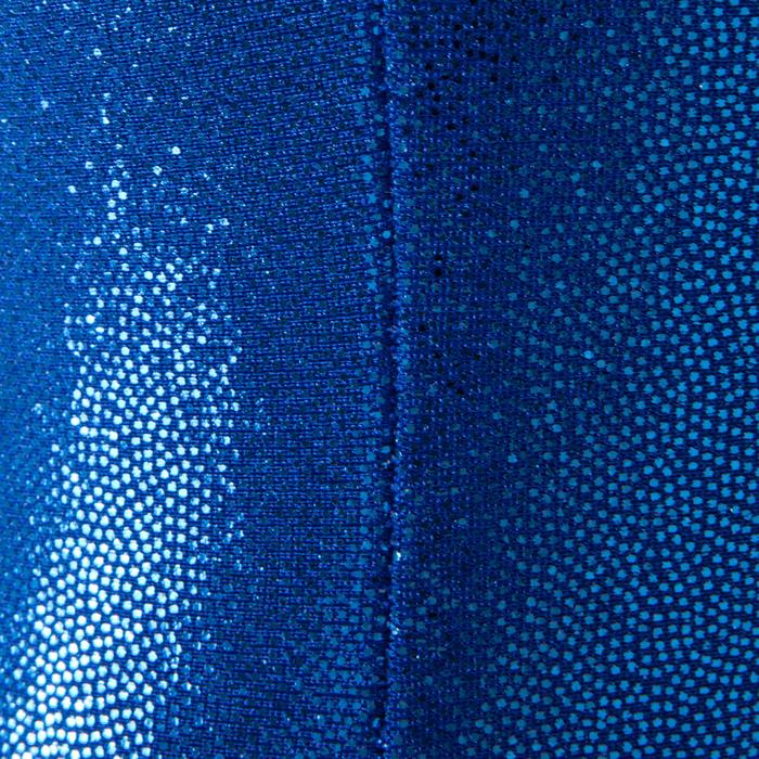Justaucorps sans manches Gym Féminine (GAF) paillette/strass/voile - 1222945