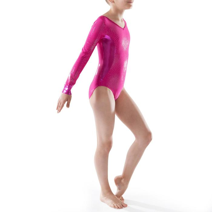 Justaucorps manches longues Gymnastique Féminine (GAF) 520 - 1222954