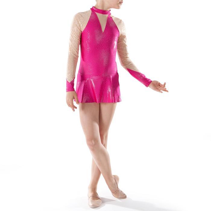 Justaucorps manches longues Gymnastique Rythmique (GR) - 1222984