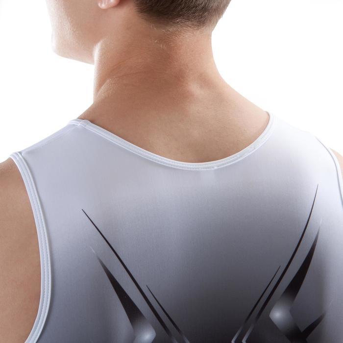 Leotard Gymnastique Artistique Masculine (GAM) Garçon - 1222991