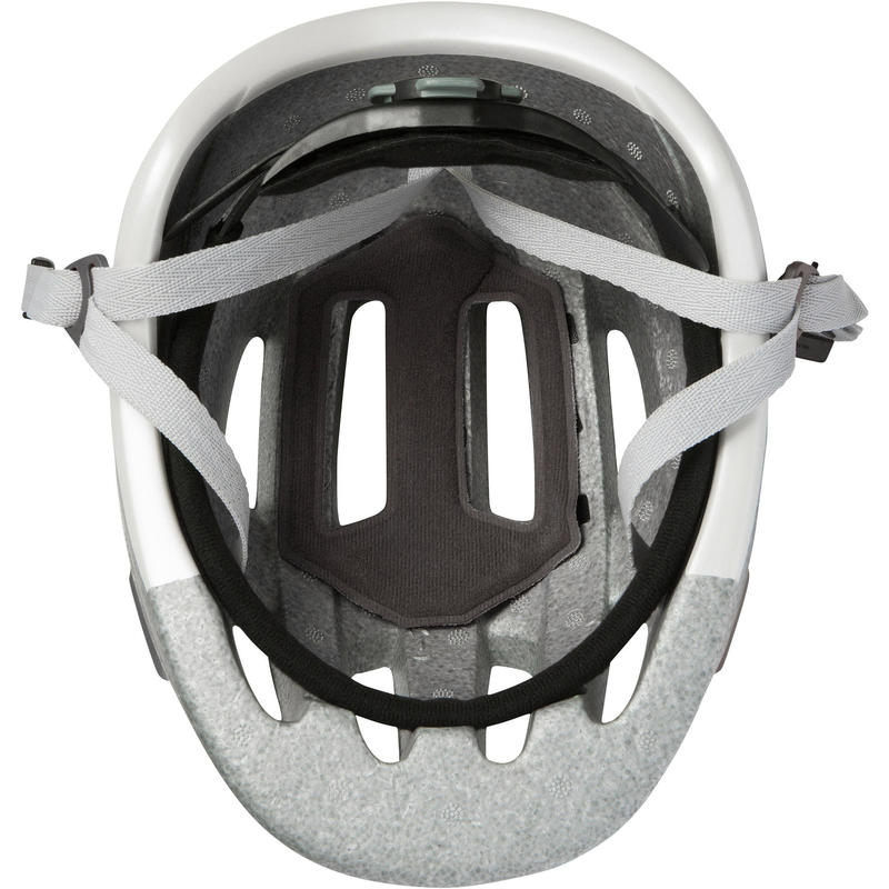 500 City Cycling Helmet - White