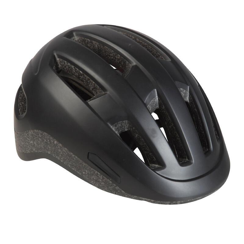 Велошлем Ville 500 черный