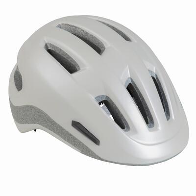 קסדה 500 לרכיבת אופניים עירונית - לבן