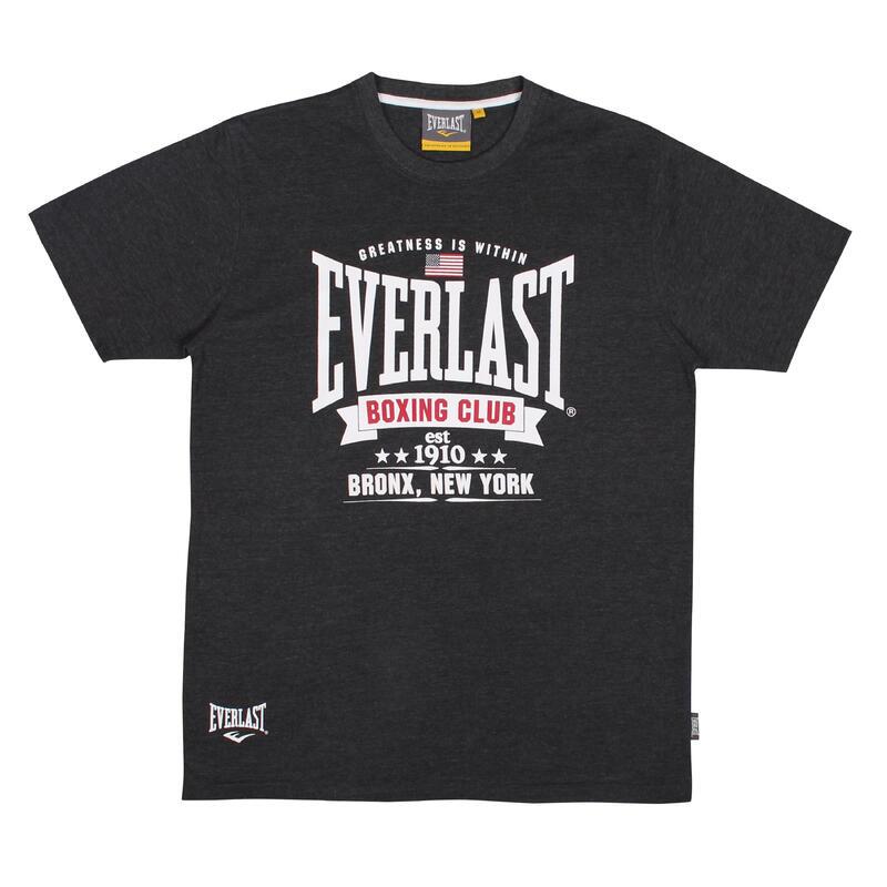 Boxing T-Shirt - Dark Grey Charcoal