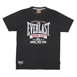 TEE SHIRT BOXE EVERLAST CHARCO GRIS FONCE