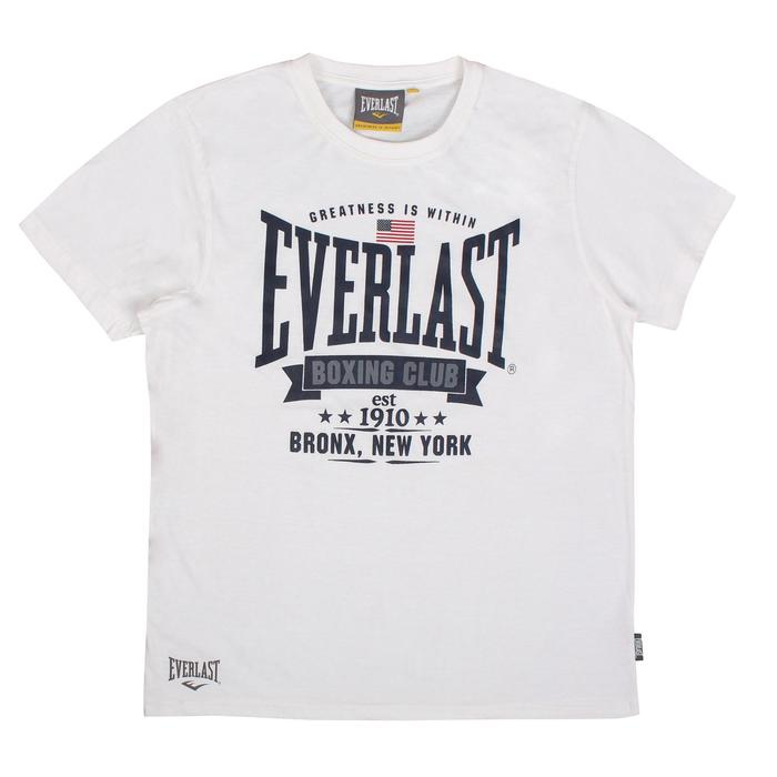 Boks T-shirt Everlast wit - 1223249