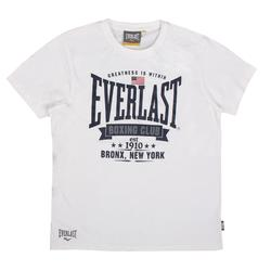 Boks T-shirt Everlast wit