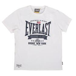 T-Shirt Boxen Everlast weiß
