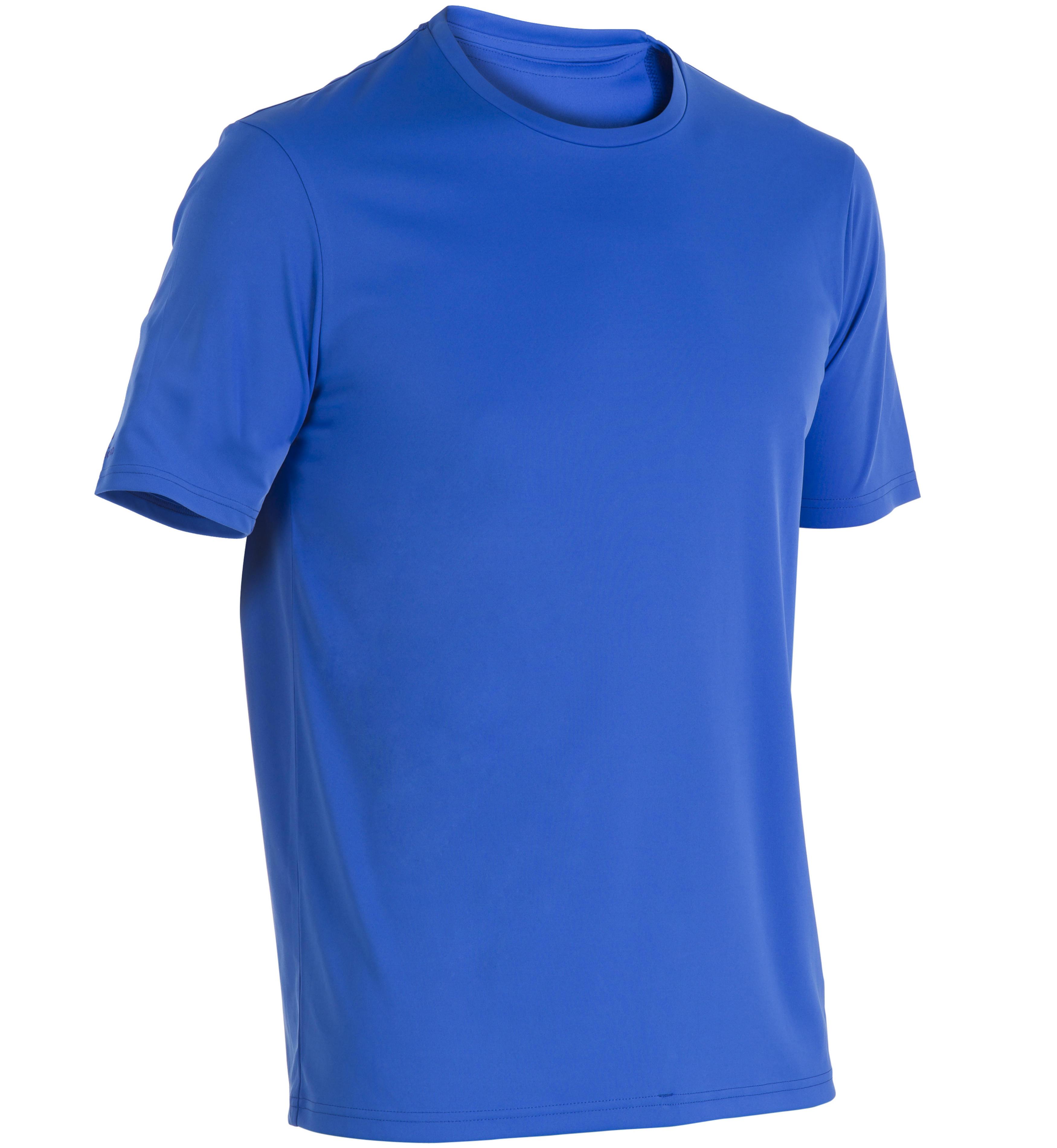 Water t-shirt UV MC H Azul 20