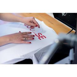 Textildruck einfarbig (1 bis 6 Stück)