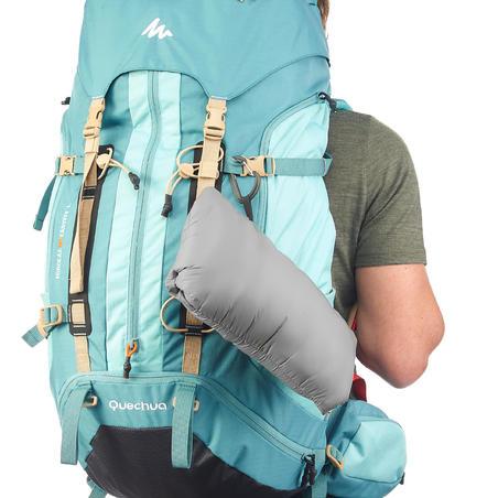 Men's Mountain Trekking Down Jacket TREK 100 Down - Grey