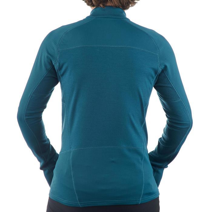 T-shirt manches longues trekking Forclaz 900 wool homme - 1223365