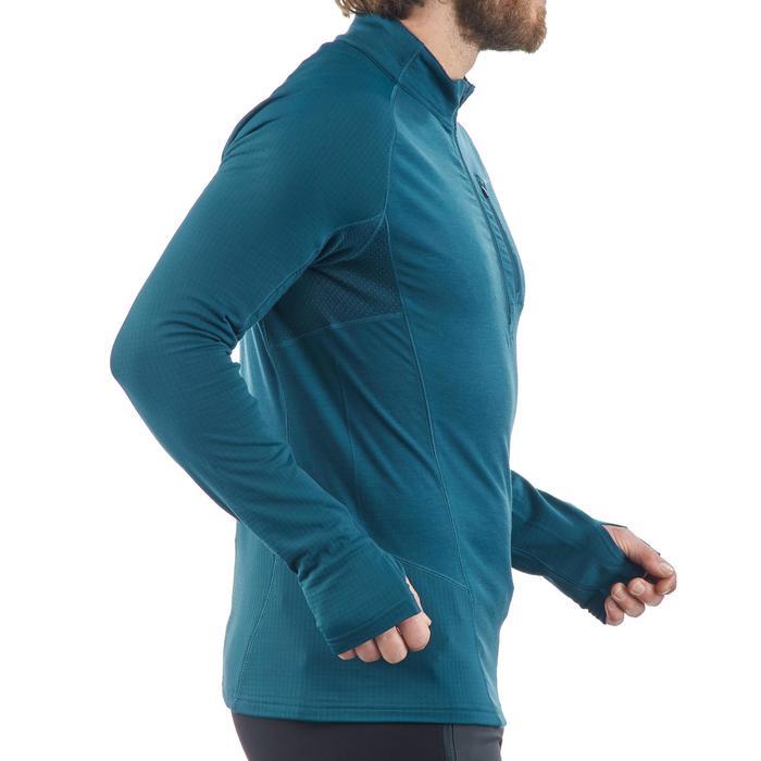 T-shirt manches longues trekking montagne TREK 900 wool homme - 1223408