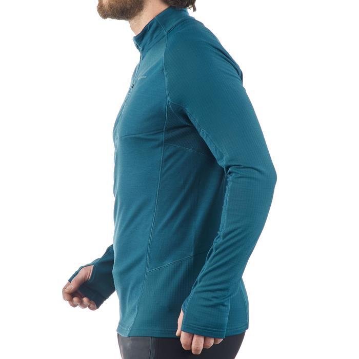 T-shirt manches longues trekking montagne TREK 900 wool homme - 1223411
