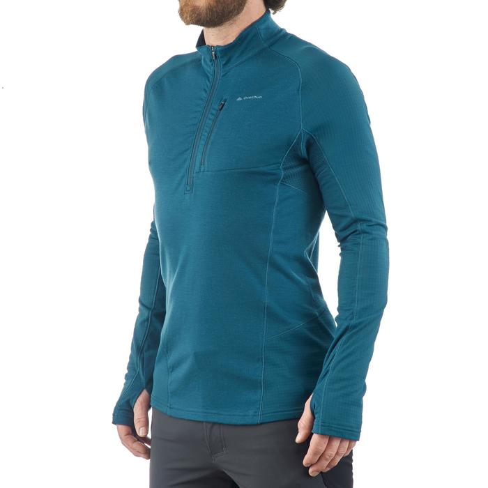 T-shirt manches longues trekking Forclaz 900 wool homme - 1223418