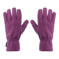 Travel 500 Trekking Gloves - Purple