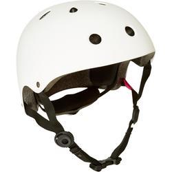 Play 7 Mandala 直排輪,滑板,滑板車和自行車安全帽 - 白色