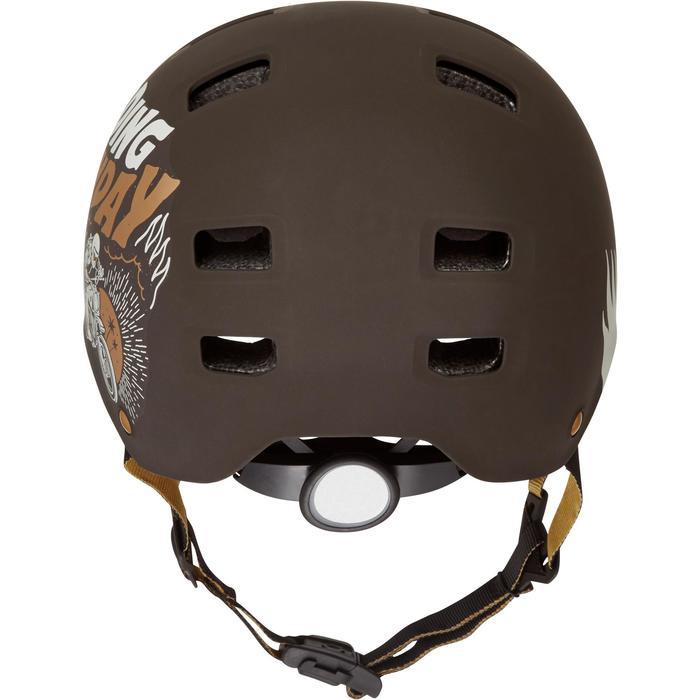 Helm MF 540 voor skeeleren, skateboarden, steppen mint - 1223498