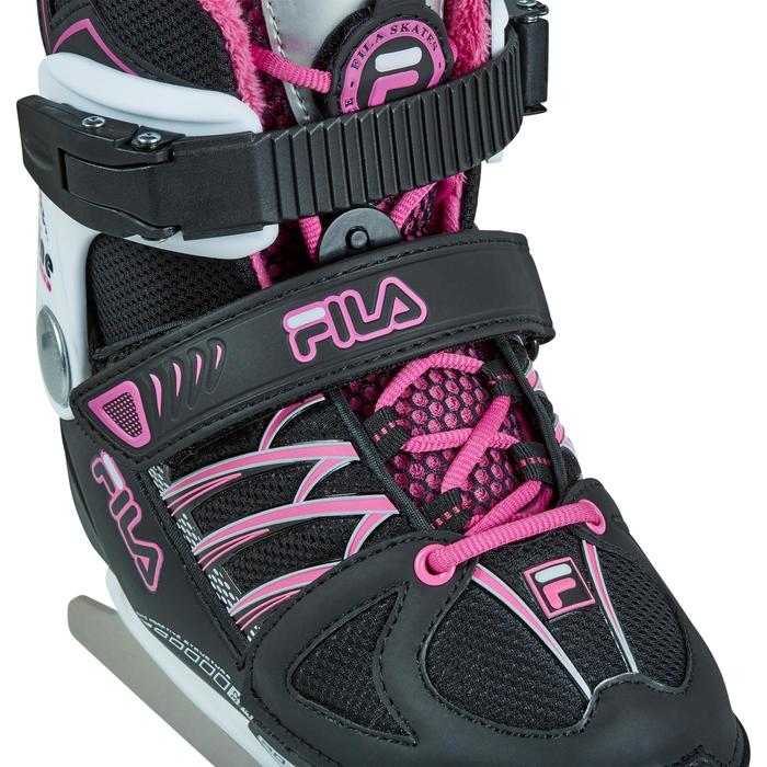 PATIN A GLACE X-ONE BLACK MAGENTA - 1223500