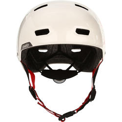 MF540 Bad Days Inline Skating Skateboarding Scootering Helmet - Cream