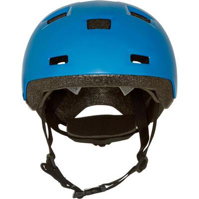 B100 Inline Skates Skateboard Scooter Helmet - Blue