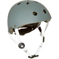 Play 7 Mandala 直排輪,滑板,滑板車和自行車安全帽 -  灰色