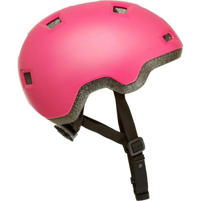 Capacete Criança para Patins/Skate/Trotinete B100 Rosa