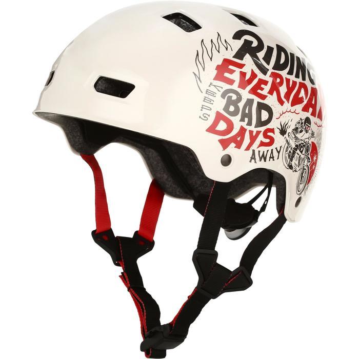 Helm MF 540 voor skeeleren, skateboarden, steppen mint - 1223601