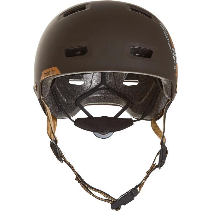 Helm MF 540 voor skeeleren, skateboarden, steppen mint - 1223622