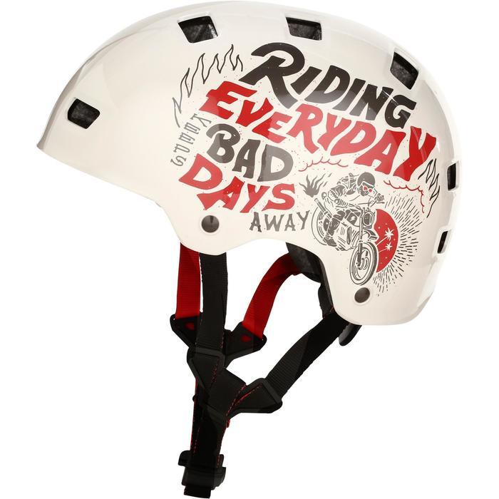 Helm MF 540 voor skeeleren, skateboarden, steppen mint - 1223650