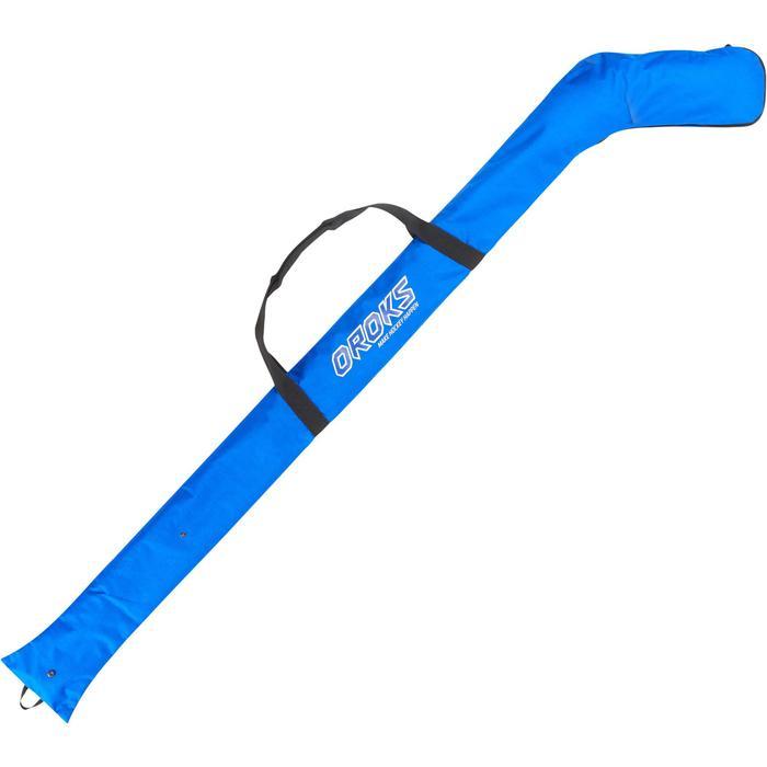 Sticktas hockey blauw