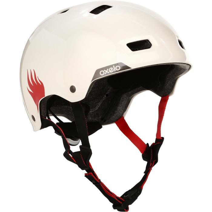 Helm MF 540 voor skeeleren, skateboarden, steppen mint - 1223705