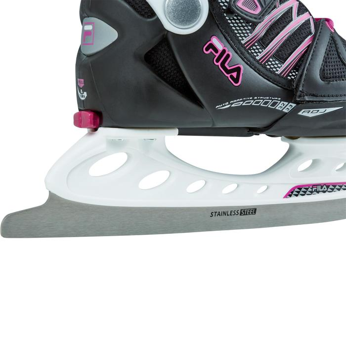 PATIN A GLACE X-ONE BLACK MAGENTA - 1223714