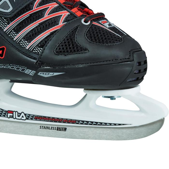 PATIN A GLACE X-ONE ICE BLACK RED - 1223765