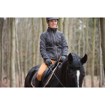 Polaire équitation femme PERFORMER - 1223838