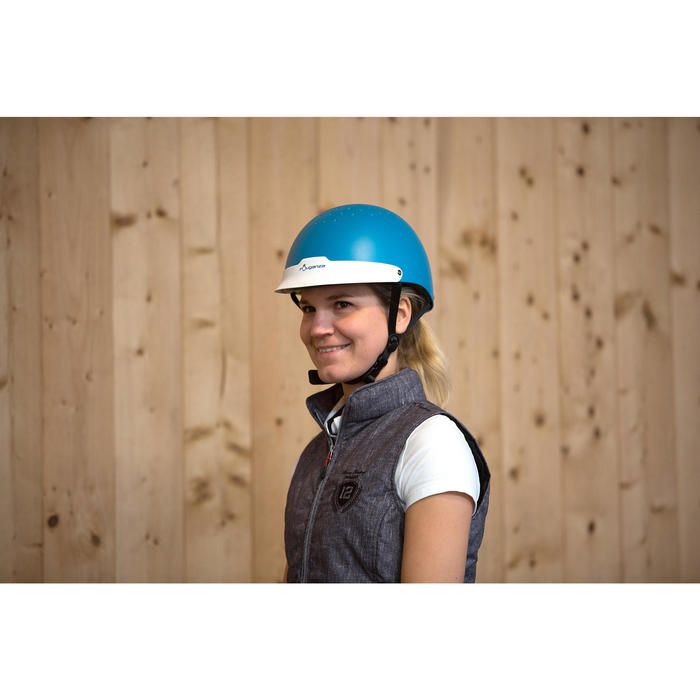 Casque équitation 100 - 1223971