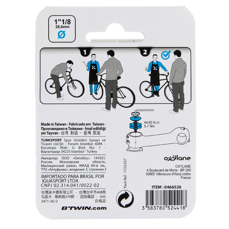 Stopper Star Stem Headset